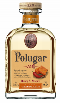 POLUGAR №4 (Honey & Allspice)